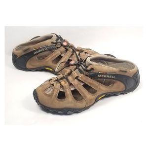 Merrell Continuum Vibram Hiking Sandal Mens Sz 10